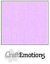CraftEmotions linnenkarton eucalyptus-pastel 30,0 x 30,0 cm
