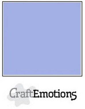 CraftEmotions karton gladkarton 10 vel licht jeans 30,0 x 30,0 cm
