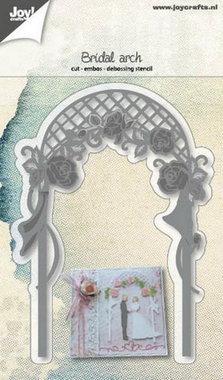 Joy! stencil bruidsboog 6002/1268
