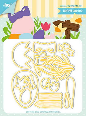 Joy! stencil Jocelijne Easter 6002/1272