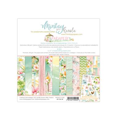 Mintay paperpad Paradise 15,2 x 15,2 cm