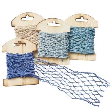 Hobbyfun Web lint blauw