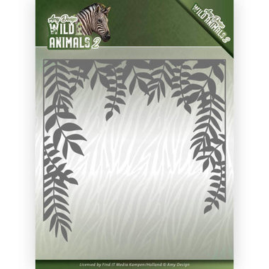 Amy Design die Wild animals 2 - jungle frame