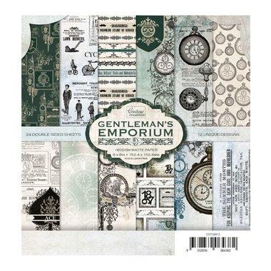 Couture Creations paperpad Gentlemans emporium