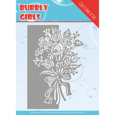 Yvonne Creations die Bubbly girls - Bouquet
