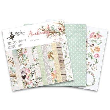 Piatek13 - Paper pad Awakening 30.5 x 30.5 cm