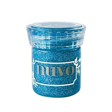Nuvo glimmer paste - sapphire blue