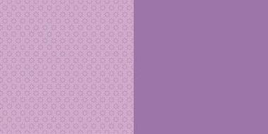 Dini Design Scrappapier Anker uni - Violet paars 30,5x30,5cm