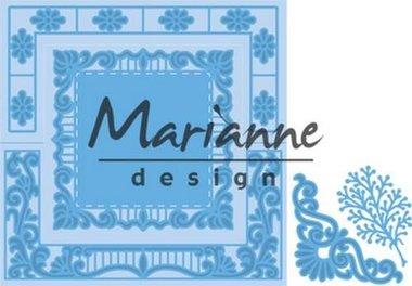 Marianne Design Creatable Anja's Vierkant LR0553