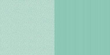 Dini Design Scrappapier Streep ster - Mintgroen 30,5x30,5cm