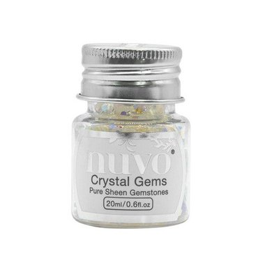 Nuvo Gemstones (ass. sizes) - crystal gems