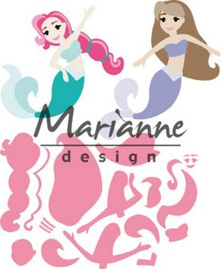 Marianne D Collectable Mermaids by Marleen COL1467