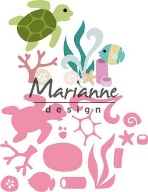 Marianne D Collectable Sealife by Marleen COL1468