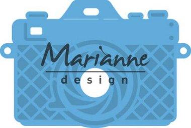 Marianne Design Creatable foto camera LR0605