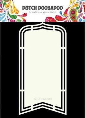 Dutch Doobadoo Dutch Shape Art Bookmark 2 A5