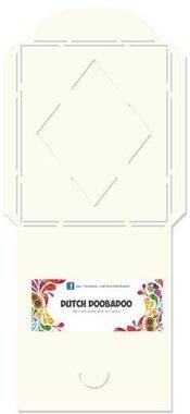 Dutch Doobadoo Dutch Envelop Art Vierkant met ruit 130x287mm