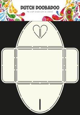 Dutch Doobadoo Dutch Envelop Art hart A4
