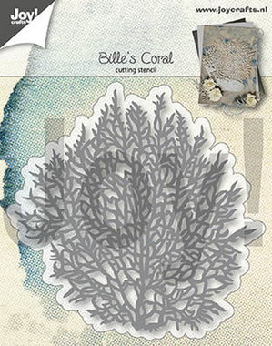 Joy! stencil Bille's koraal 6002/1297