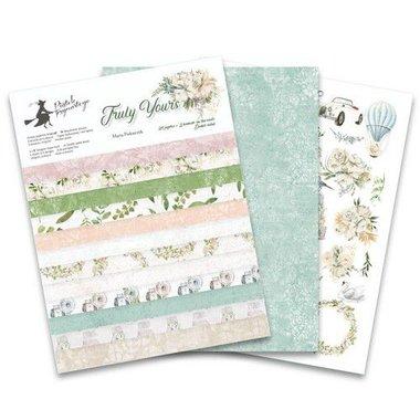 Piatek13 - Paper pad Truly Yours 15,3 x 20,3 cm