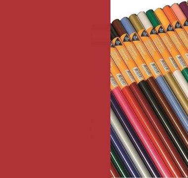 Haza Zijdevloeipapier rood 18gr 50x70cm