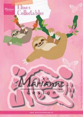 Marianne Design Collectable Eline's Luiaard COL1471