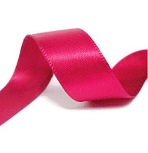 Satijnlint Hard Roze 9mm