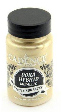 Cadence Dora Hybride metallic verf Champaigne  90 ml