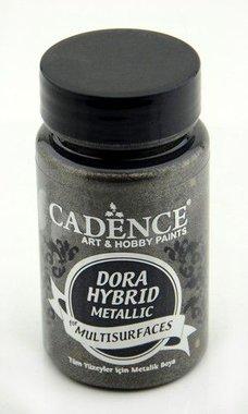 Cadence Dora Hybride metallic verf Antraciet 90 ml
