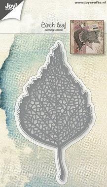 Joy! stencil berkenblad 6002/0956