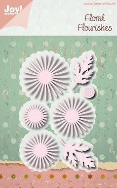 Joy! stencil chrysant 6002/0972