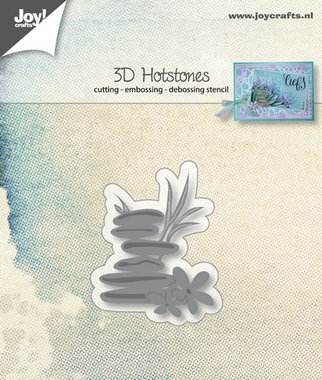 Joy! stencil 3D hotstones 6002/1024