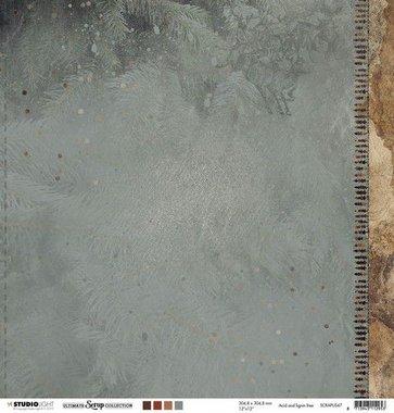 Studio Light Ultim. Scrap Coll.-Dubbelzijdig nr.47 SCRAPUS47 304x304 mm 200gr