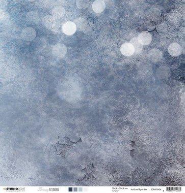 Studio Light Scrappapier 30,5x30,5 Snowy Afternoon 04