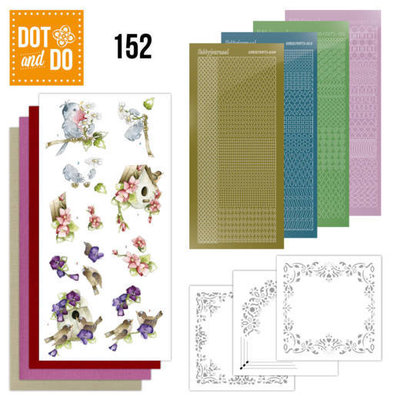 Dot and do spring in the air nr 152
