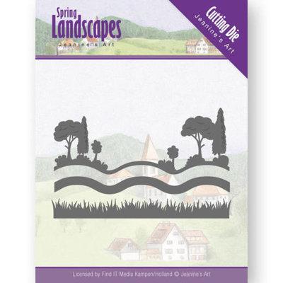Dies - Jeanine's Art - Spring Landscapes - landscape views