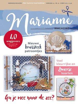 Marianne Design Magazine Marianne nr 42
