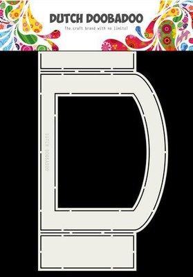 Dutch Doobadoo Fold Card art ovaal
