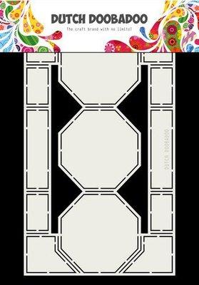 Dutch Doobadoo Card art Octagons