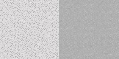 Dini Design Scrappapier Stippen bloemen - Steengrijs 30,5x30,5cm