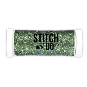 Stitch and Do Sparkles Embroidery Thread Forest Green