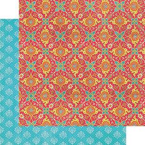 Graphic45 Bohemian Bazaar Collection jasmine nights paper