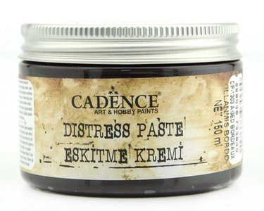 Cadence Distress pasta oud bordeaux 150 ml