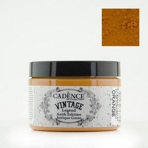 Cadence Vintage Legend gesso Oranje 150ml
