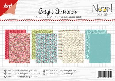 Joy! papierset Bright Christmas 6011/0635