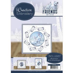 Creative Embroidery 8 - Amy Design - Winter Friends