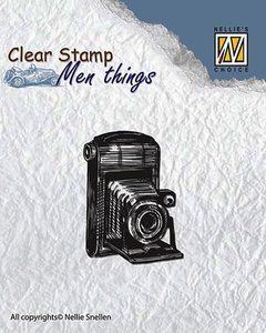 Nellie's Choice - Men Things Camera