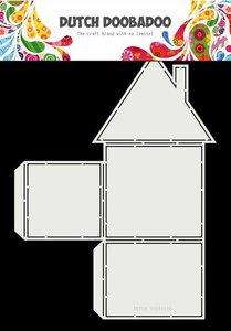 Dutch Doobadoo Dutch Box Art Huis A4