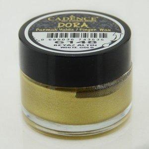 Cadence Dora wax Wit goud 20 ml