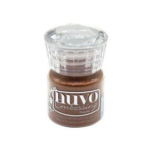 Nuvo Embossing poeder - copper blush
