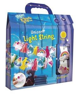 Totum kinder hobbyset Bright Lights light string Unicorn